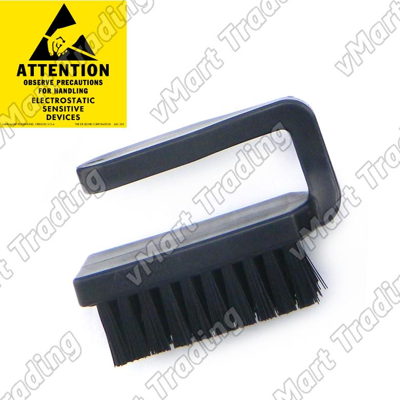 Antistatic / ESD Safe U Brush Shape [Small]
