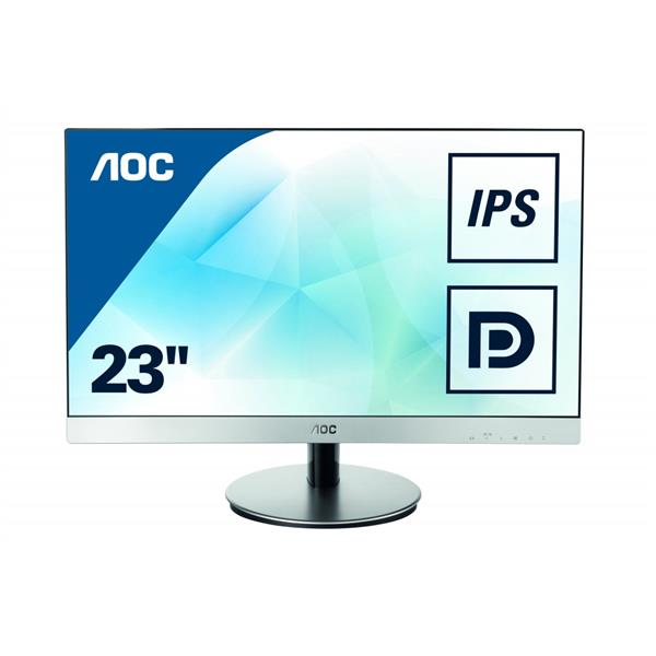 AOC 23' I2369VM IPS LED Monitor - VGA/HDMI x2/DP