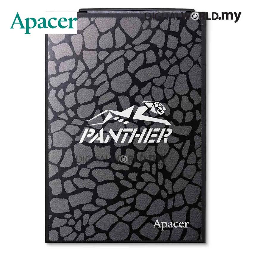 Apacer 120GB-240GB AS330 Panther 6GB/S Sata III SSD