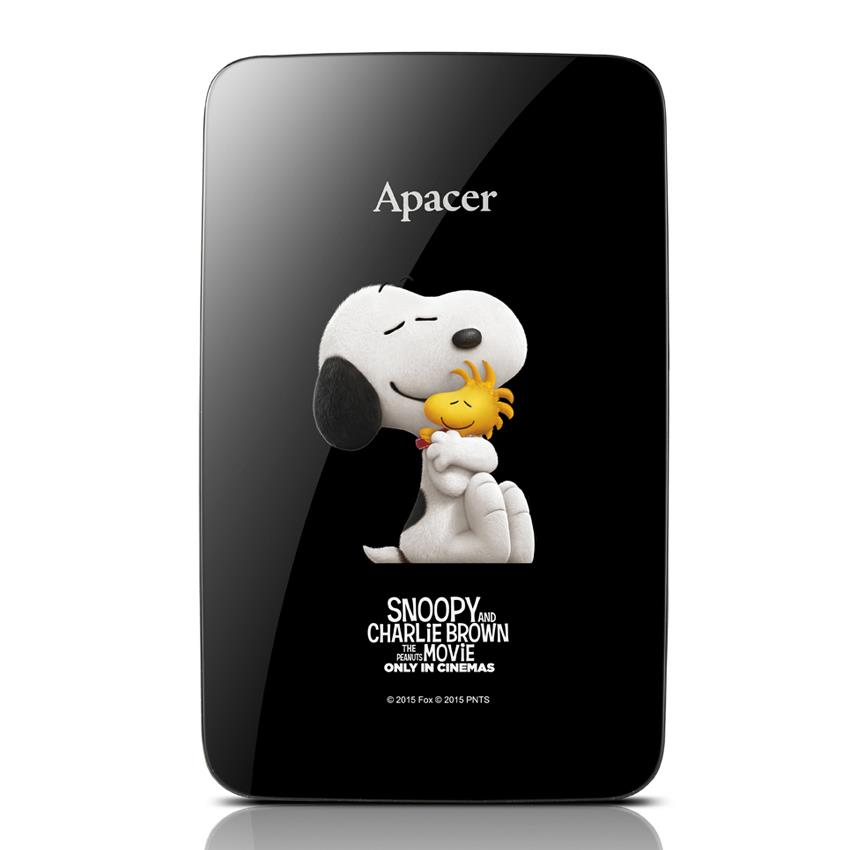 Apacer 1TB Snoopy AC233 USB3.0 External Hard Disk