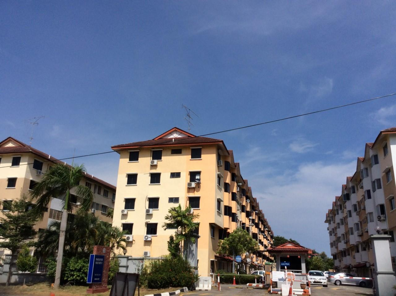 Apartment For Rent,Pangsapuri Hilir Kota,Melaka Raya