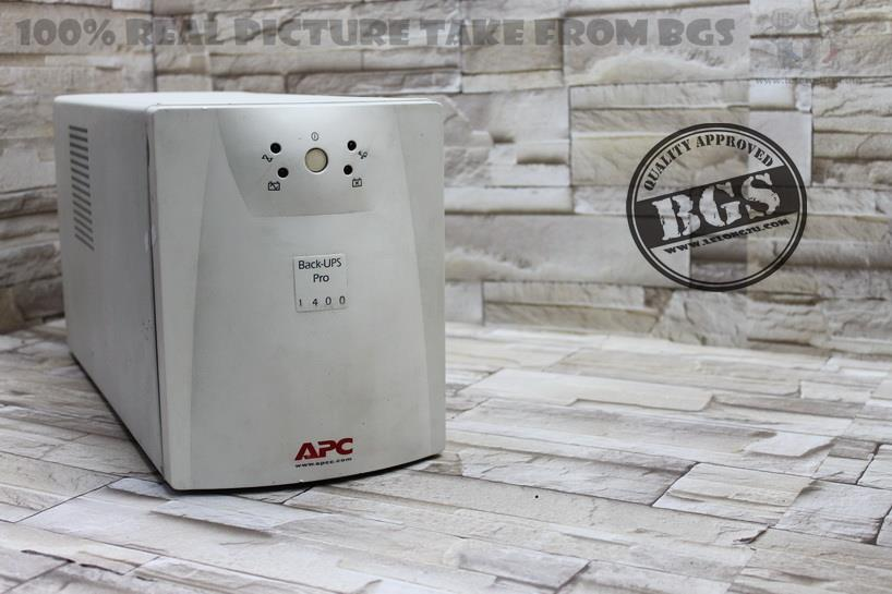 APC BackUPS Pro 1400VA Tower UPS