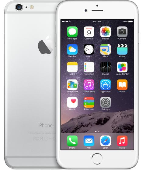 New Apple iPhone 6 128GB - Silver Color - HARGA ANSURAN AEON 24 BULAN