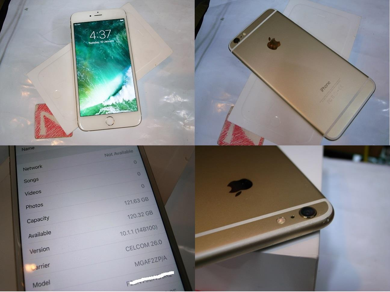 Apple iPhone 6 Plus 128GB  Rm1890