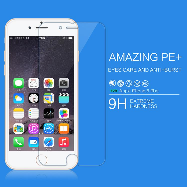Apple iPhone 6s Plus Nillkin Amazing PE+ Anti BlueLight Tempered Glass