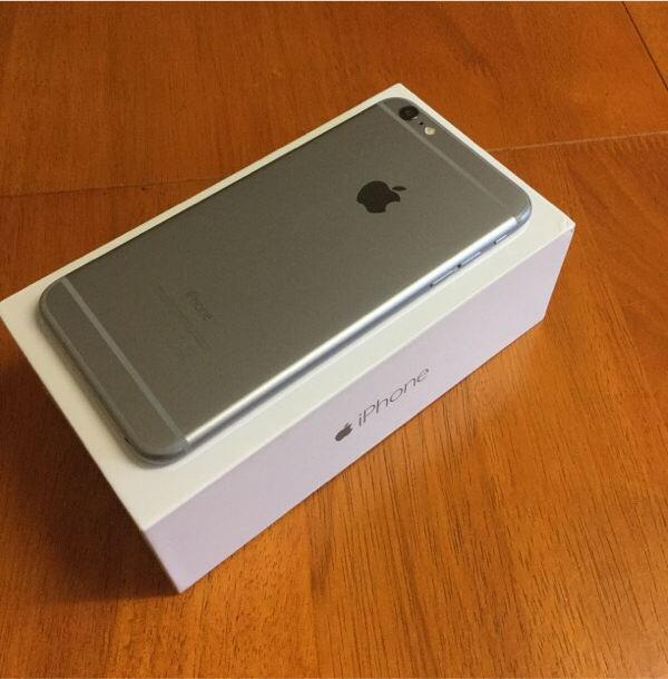 Apple iPhone 6S Plus Space Gray (Apple Malaysia Set)