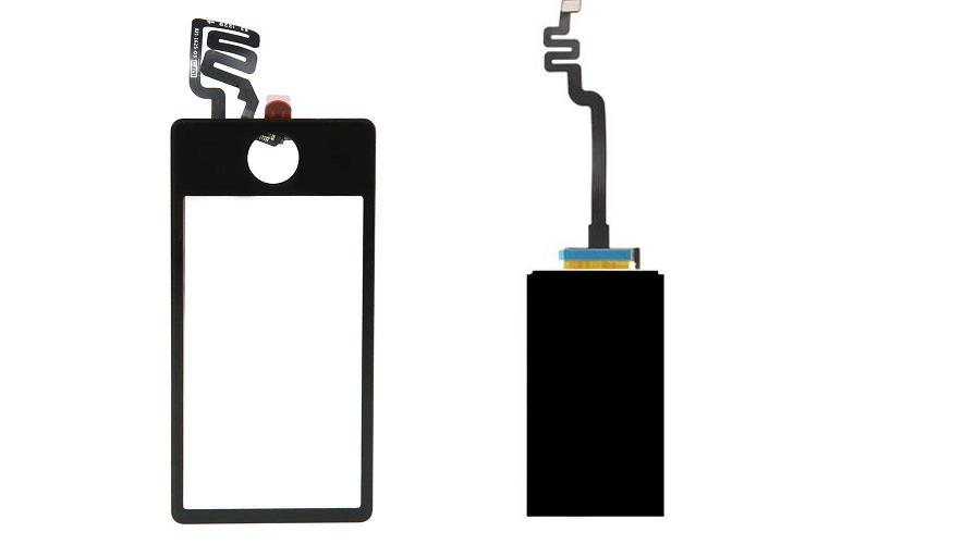 apple ipod nano 7 Lcd Display Digitizer Touch Screen nano7