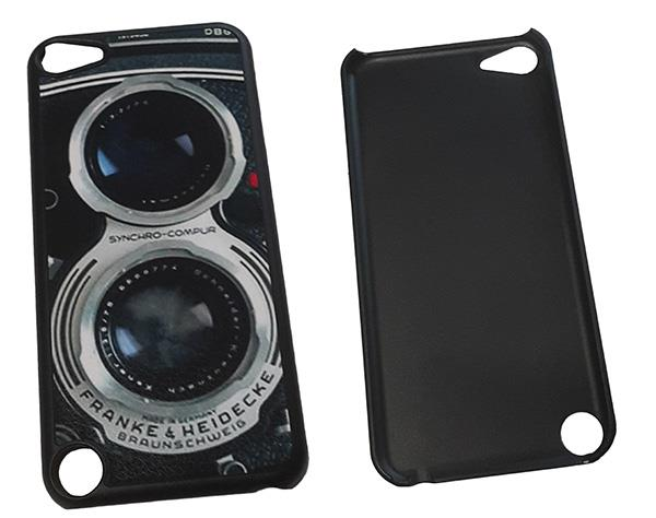 APPLE IPOD TOUCH 5 TOUCH 6 ANTIQUE CAMERA HARD PLASTIC CASE