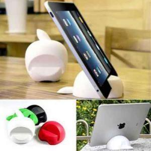 Apple Shape Holder Stand For iphone4 ipad 12112