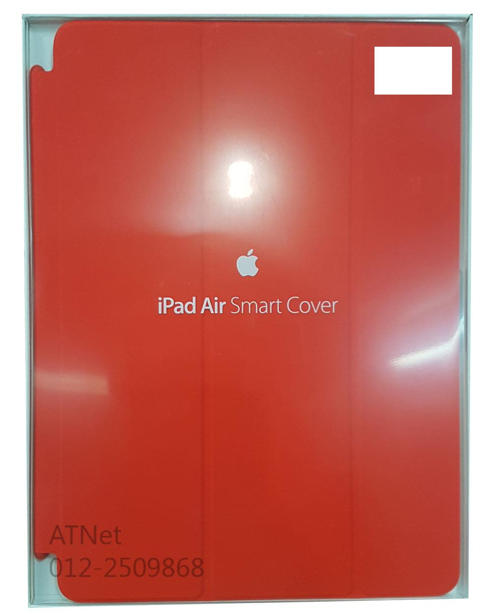 APPLE SMART COVER FOR IPAD AIR CASE (RED)