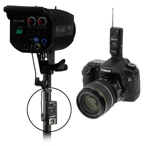 Aputure WirelessTrigmaster MX-3C 2.4GHz Radio Remote Flash Trigger