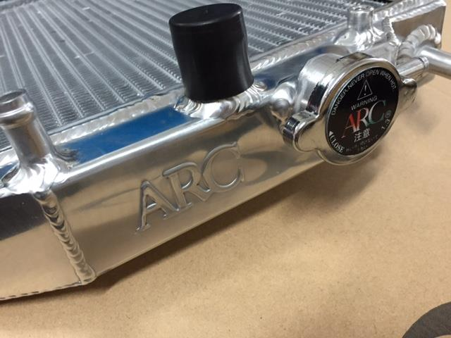 ARC radiator L2 MT & AT