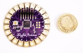 Arduino LilyPad Compatible with ATmega328