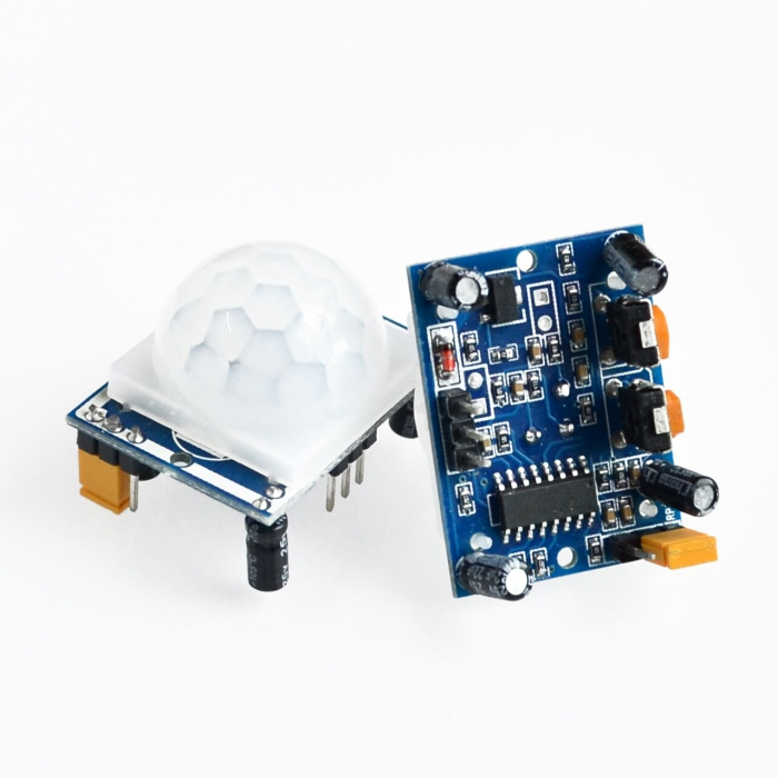 pir hc sr501 housing arduino 3D Models to Print