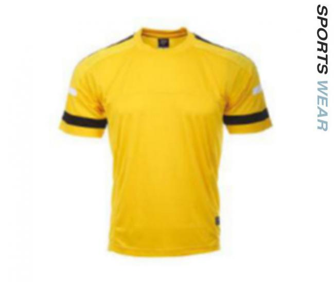 Arora Global Jersey Quick Dry_GSA_Yellow -GSA_03_Yellow