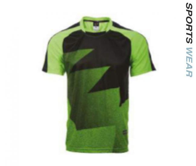 Arora Sublimation Jersey Dry Fit_FDR_Neon Green -FDR_02