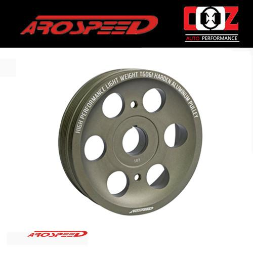AROSPEED HARDEN LIGHTEN ALUMINIUM CRANK PULLEY SUZUKI SWIFT 2009 4PK5P