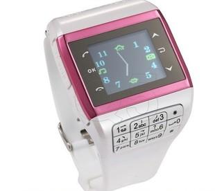 NEW ARRIVAL WATCH PHONE Q5 1.33 Touch Screen Mobile Watch unlocked