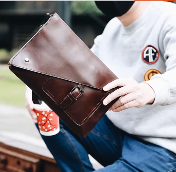 New Arrive Retro men clutch bag handbag on sale now