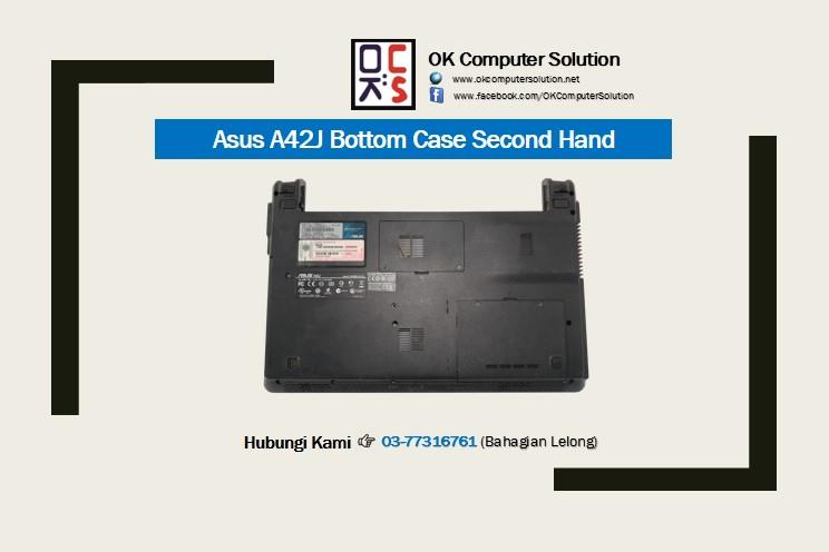Used Asus A42J Bottom Case