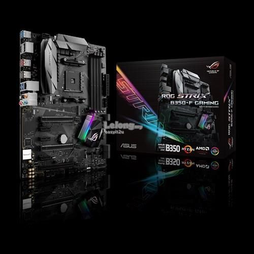 ASUS B350-F GAMING SOCKET AM4 MAINBOARD