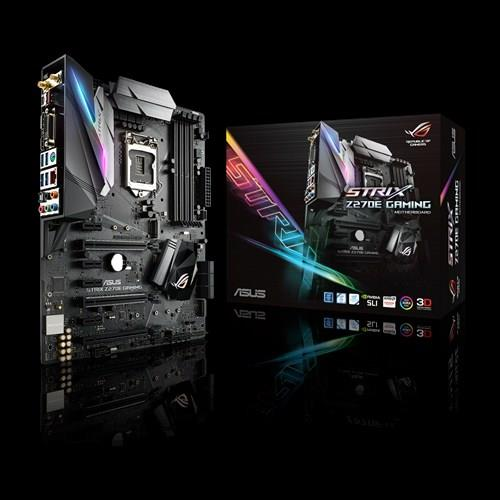 # ASUS ROG STRIX Z270E GAMING # 7th/ 6th Gen Intel® CPU Socket 1151