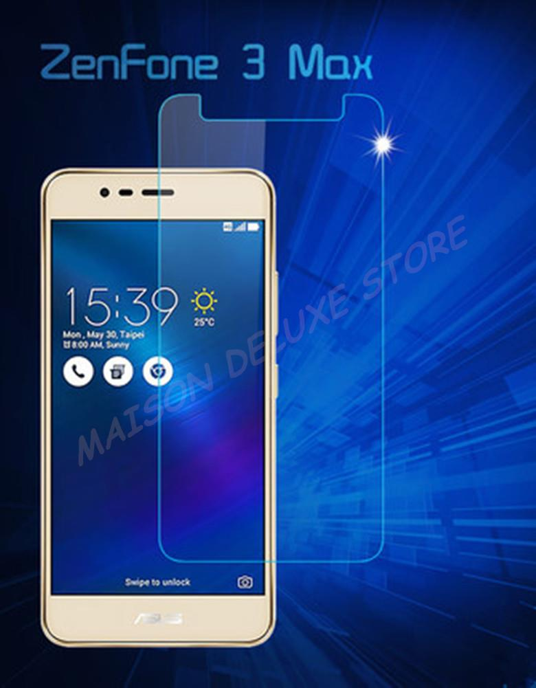 ASUS Zenfone 3 Max ZC520TL Tempered Glass Screen Protector Round Edges