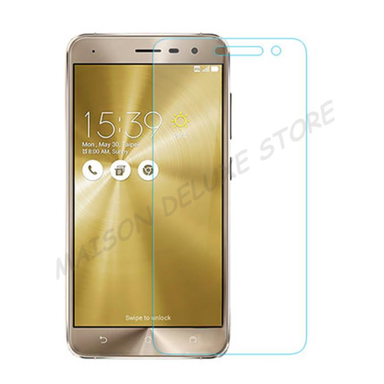 ASUS Zenfone 3 ZE552KL Tempered Glass Screen Protector 9H Round Edges
