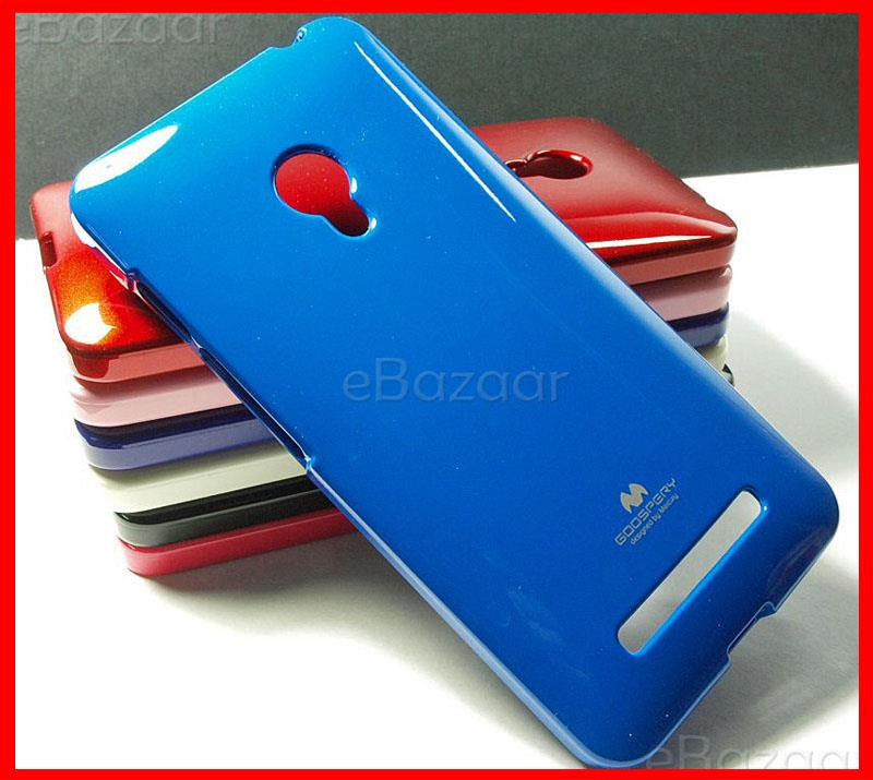 ASUS Zenfone 5  A500CG Goospery Color Jelly Case