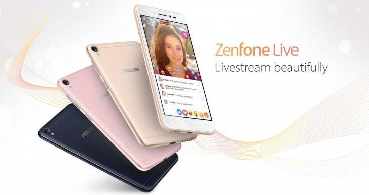 ASUS Zenfone Live (ZB501KL)! Latest model by Asus Malaysia!