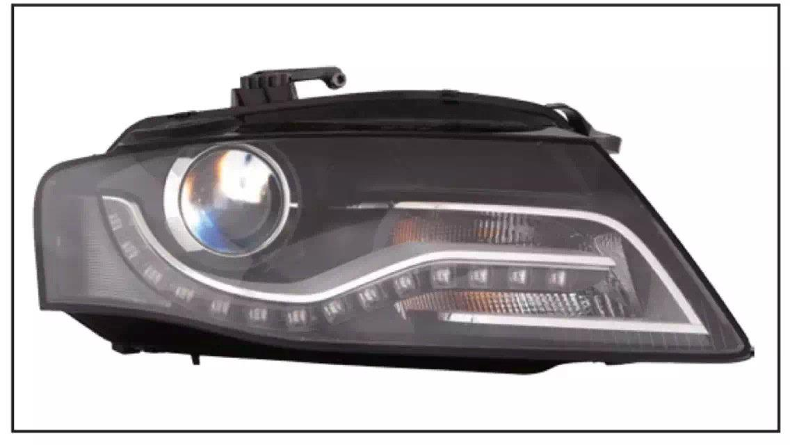 AUDI RS4 2008 HEAD LAMP PROJECTOR W/DRL