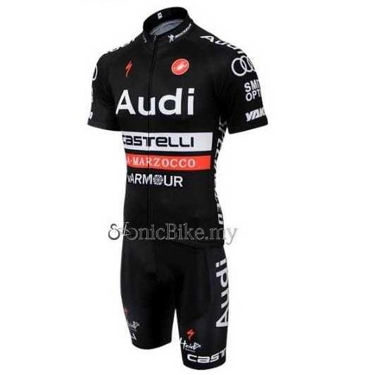AUDI Upgraded Version Cycling Jersey / Cycling Wear - JA010