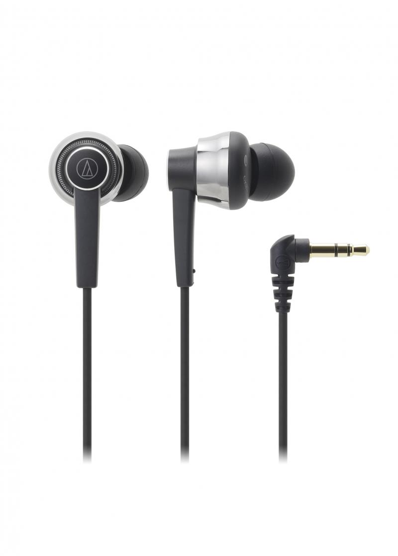 Audio Technica ATH-CKR7 In Ear Headphone Black