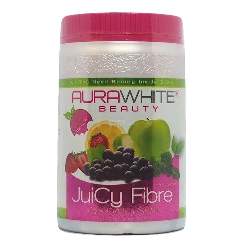 AURAWHITE BEAUTY JUICY FIBRE™ -100% DIJAMIN ORIGINAL