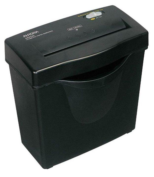 Aurora Paper Shredder, AS370C [USA Brand]