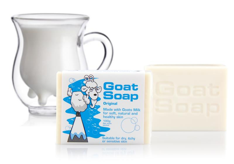 Australia Goat Milk Soap 100g - Original