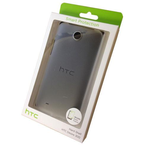 Authorized HTC Translucent Hard Shell HC C920 HTC Desire 300 ~ORIGINAL