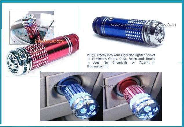 Wild Air Cleaners For Cars : Auto ozonizer mini car ionizer air end am
