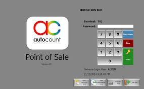 AutoCount POS System Package
