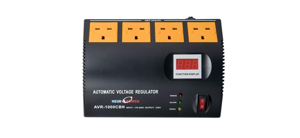 Automatic Voltage Stabiliser 1KVA