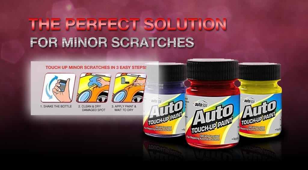 Perodua Touch Up Paint
