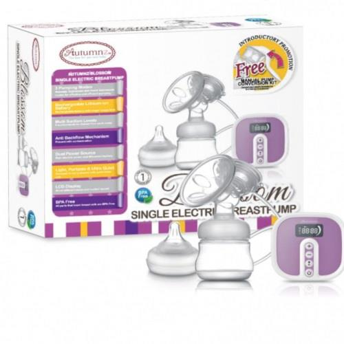 New Autumnz BLOSSOM Rechargeable Single Breast Pump