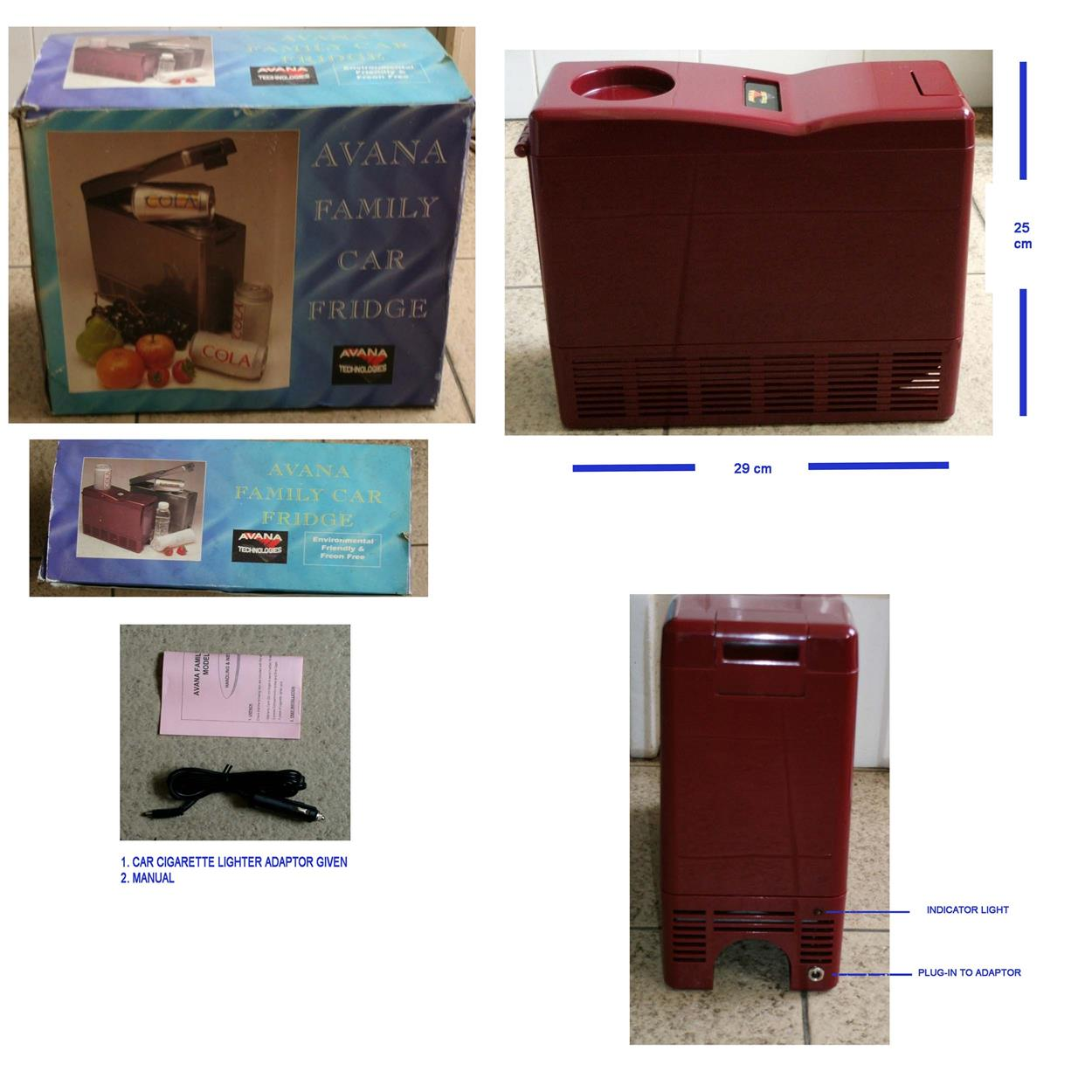 Avana Family Car Fridge  Buy or Barter available for this item