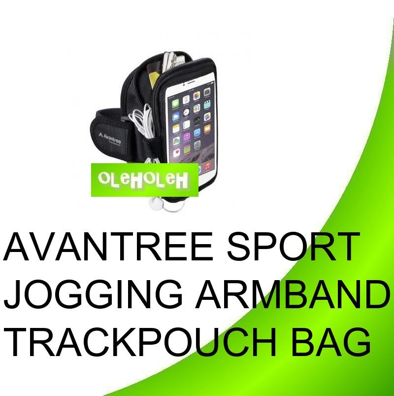 Avantree Sport Jogging Gym Armband Pouch KSAM-TR801 bag Trackpouch