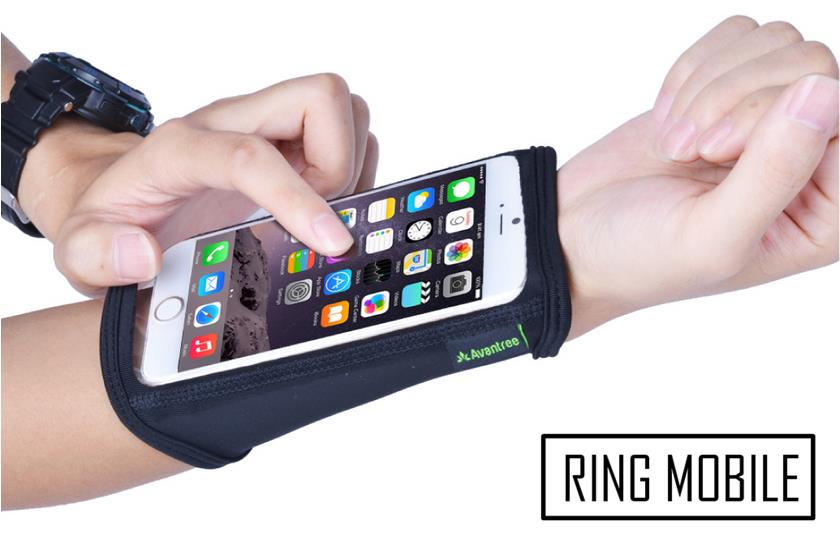 Avantree Universal Mobile Phone Forearm Band with S & M - Wrista