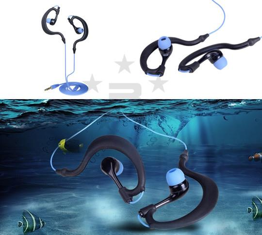 Avantree Waterproof In Ear Sport Headphone - Sailfish