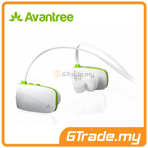 AVANTREE Wireless Bluetooth Headphones Headset Sport SACOOL W.Green