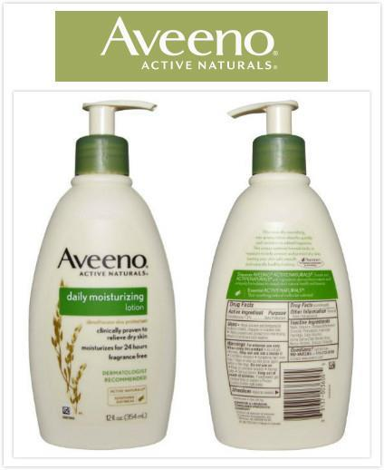 Aveeno, Daily Moisturizing Lotion, Helps Relieve Dry Skin (354ml)