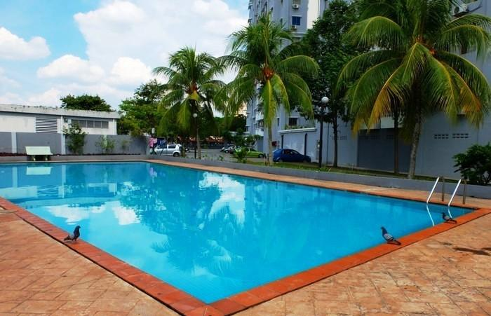 Avenue Court Condo for sale, Taman Sri Sentosa, Old Klang Road