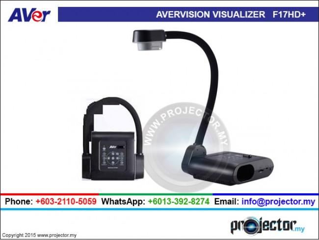 AVERVISION VISUALIZER F17HDFLUS